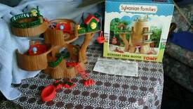 Sylvanian nursery tree house