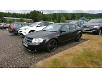 Dodge avenger 2008 2.0 VW diesel engine swap