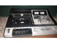 Panasonic stereo cassette tape deck 260