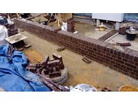 Bricklayers Available Today / Kitchen Fitting, Extension, All Building Work, Good Rates