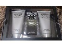 Mens Gift Set Thomas Black...