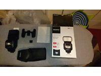 Sony HVL 43M flash