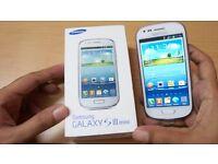 Samsung Galaxy S3 mini...great condition