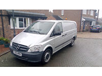 Mercedes-Benz Vito Mk2 113CDI - Never been used as a trade vehicle!!! Immaculate condition!