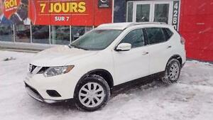 2014 Nissan Rogue S / BLUETOOTH / CAMERA DE RECULE