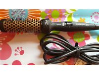 Diva radiant shine heated brush