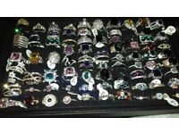 Job lot of jewellery ready for resale