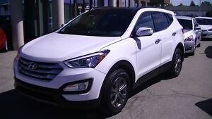 2016 Hyundai Santa Fe Sport AWD, LUXURY, LEATHER, SUNROOF, HEATE