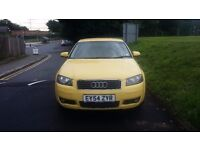 For Sale Audi A3 Tdi Sport,manual ,Fully Loaded with Grey Leather interior,Amazing Bose Sound System