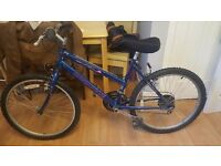 Ladies/kids bike (all new parts)