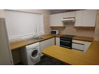 To rent spacious ground floor two bedroom maisonette £495 pm Blane Place, Elgin