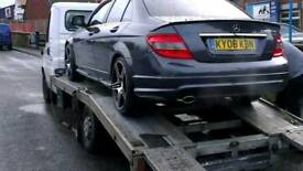 RECOVERY BIKE CAR TRUCK TRANSPORT DELIVERY TOWING SCRAP SERVICE VEHICLE ROADSIDE URGENT