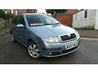 Skoda Fabia 1.4 Diesel 2007 Estate *£30 Road Tax*