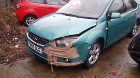 Ford Focus automatic spares or repair