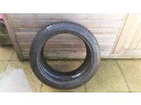 MICHELIN 225/45/17 PART WORN TYRE AUDI BMW MERCEDES VOLKSWAGEN