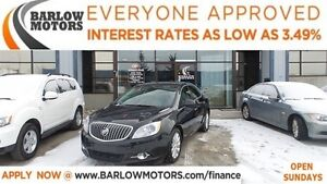 2013 Buick Verano Base*EVERYONE APPROVED*APPLY NOW DRIVE NOW!