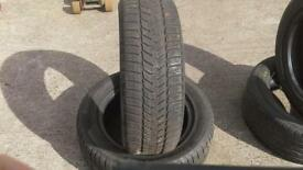 215/60/17c part worn tyre.. (van/vw transporter/commercial )