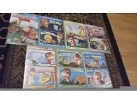 Dinosaurs , the land before time dvd collection