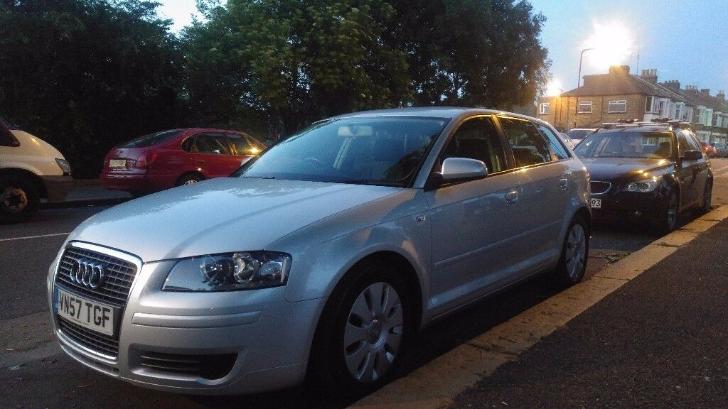 AUDI A3 1.9 TDI 5 DOOR PERFECT CONDITION SELL OR SWAP FOR FORD KUGA