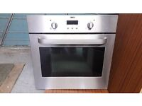 Zanussi (Built in) Single Electric Fan Oven - FREE TO GOOD HOME