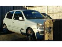 Renault clio billabong 1.5 diesel