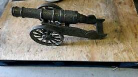 Cast Iron Cannon