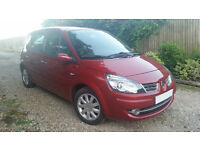 Renault Scenic Dynamique AUTOMATIC 2009 Low mileage