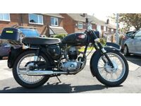 LOVELY BSA B40 IN EXCELLENT CONDITION, READY TO RIDE