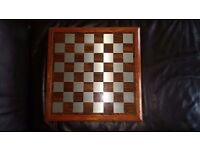 Camelot Chess Set - For Sale! Mint Condition!