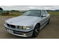 BMW 725TDS 2.5 DIESEL AUTO LEFT HAND DRIVE