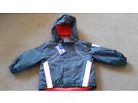 brand NEW Lupilu boys jacket 12-24 months 86-92