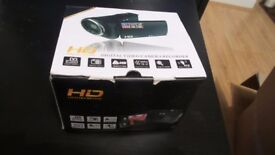 HD video camera recorder