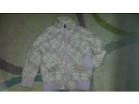 Girls jacket 7-8 y