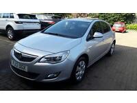 Astra 2012 LOW MILEAGE