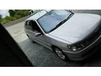 Peugeot 306 x reg 2000 model for sale