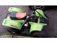 for sale kazuma meerkat 50cc and a load of spares. raed full ad.
