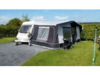 Fleetwood Caravan with new Awning - comes with everything!