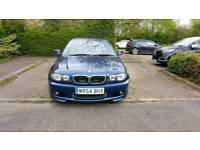 BMW 330 Ci M sport 6 speed