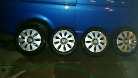 "Audi 16"" alloys 5x112 fit to vw audi skoda seat"