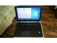 HP i3 laptop with beats audio
