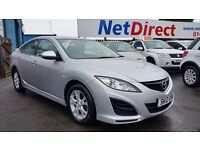 Mazda6 2.2 D TS 5dr - 2 Owners. Service History.