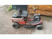 mountfield 7hp ride on mower