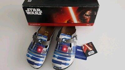 Birkenstock Star Wars Schuhe R2-D2 Gr. 35 NEU - Star Wars Schuhe