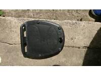 Givi mono lock plate