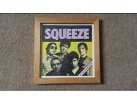 Squeeze Up the junction framed
