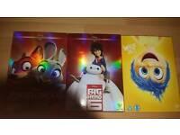 Kids disney dvd bundle