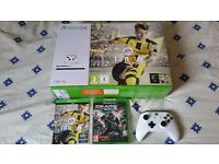XBOX ONE 'S' 1TB CONSOLE - WITH 2 TOP GAMES - GREAT CONDITION - FULLY BOXED - ISLINGTON AREA - £195!