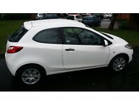 Mazda 2 TS2, 2011, 12 months MOT, £30 road tax, BARGAIN, no fiesta, corsa, polo, yaris...
