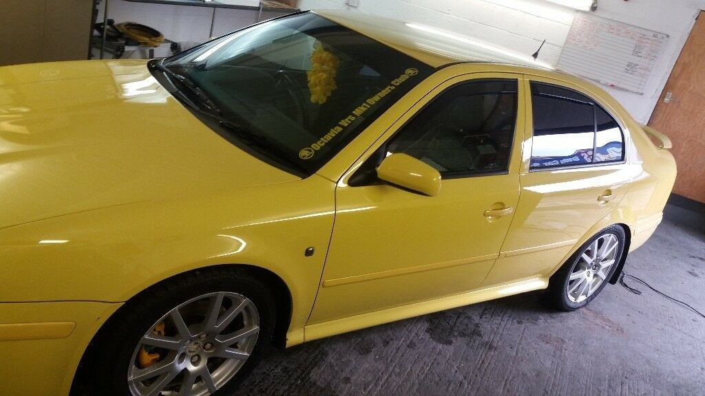 Skoda Octavia Vrs Modified In Leicester Leicestershire Gumtree