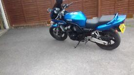 Yamaha 600 Frazer good bike for year